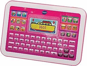 VTech Little App Colour Screen Tablet German Version Pink