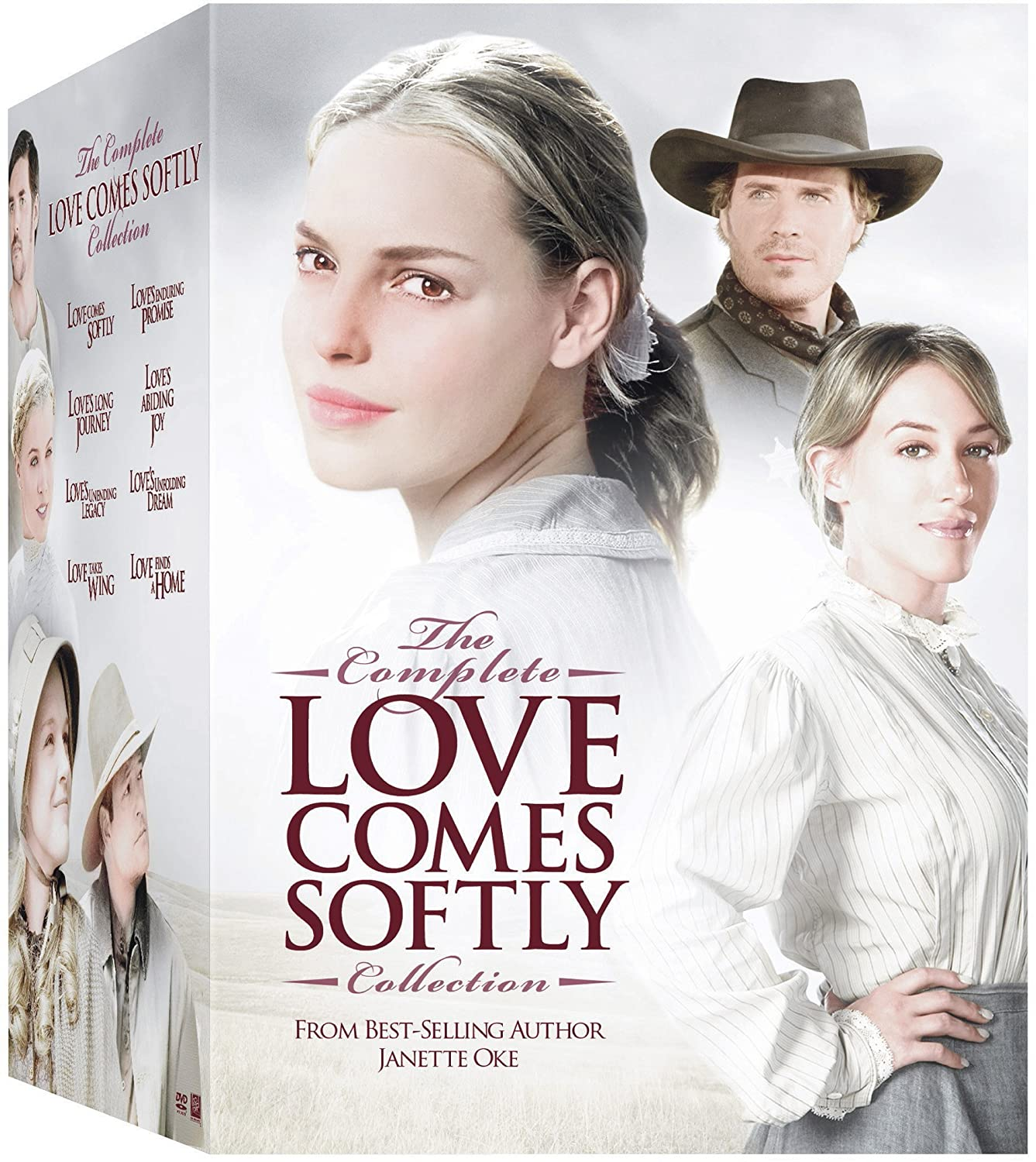 Box art for the Love Comes Softly collection