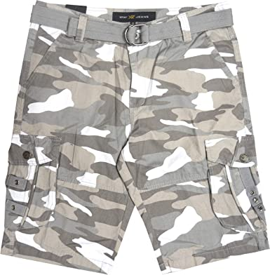 e6e1b182bb Image Unavailable. Image not available for. Color: XRAY JEANS XRAY MEN'S  PORTLAND CARGO SHORTS ...