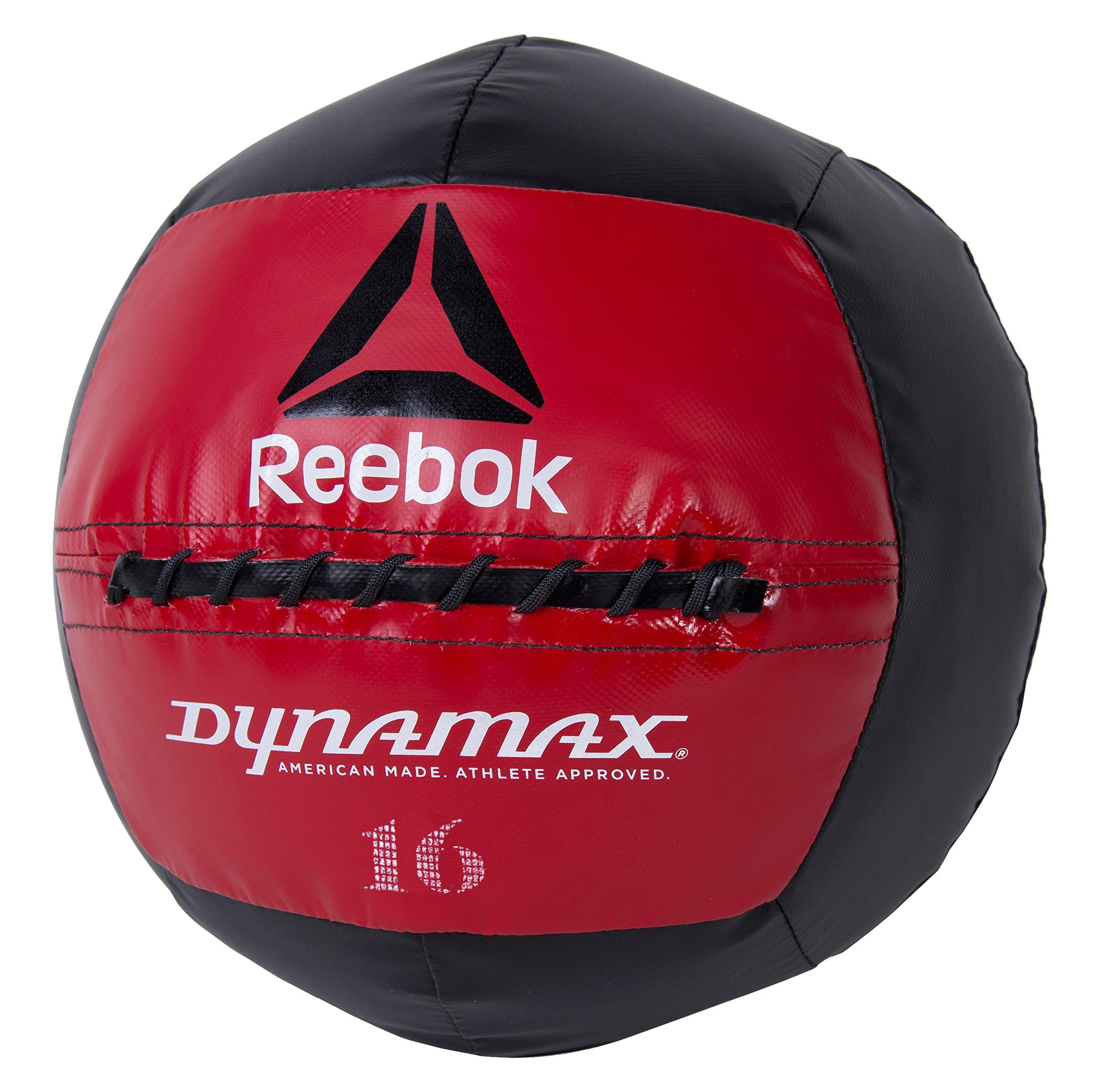 Reebok Soft-Shell Medicine Ball by Dynamax, 16 lbs