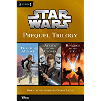 Star Wars: Prequel Trilogy: Collecting The Phantom Menace, Attack of the Clones, and Revenge of the Sith (Disney Junior Novel (ebook)) (English Edition)