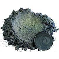"""Eye Candy Mica Powder Pigment """"Beetle Blue"""" (50g) Multipurpose DIY Arts and Crafts Additive 