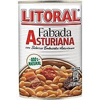 LITORAL Fabada Asturiana - Plato Preparado de Fabada