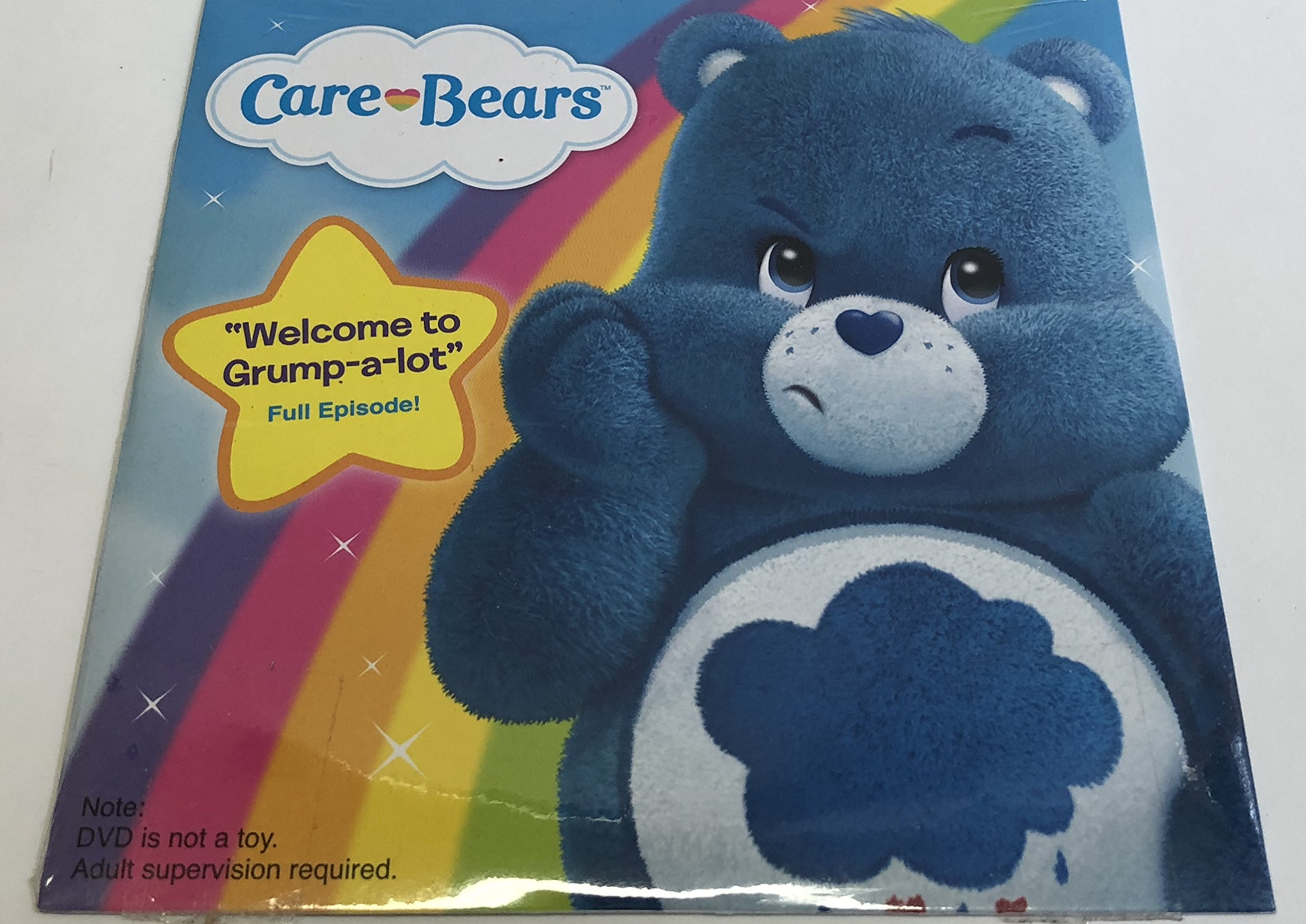 Welcome To Grumpy-a-lot Care Bear Full Episodes Dvd