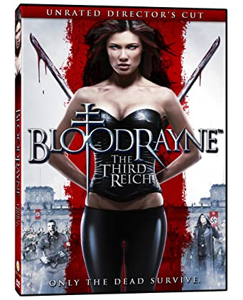 Movie bloodrayne sex scene video