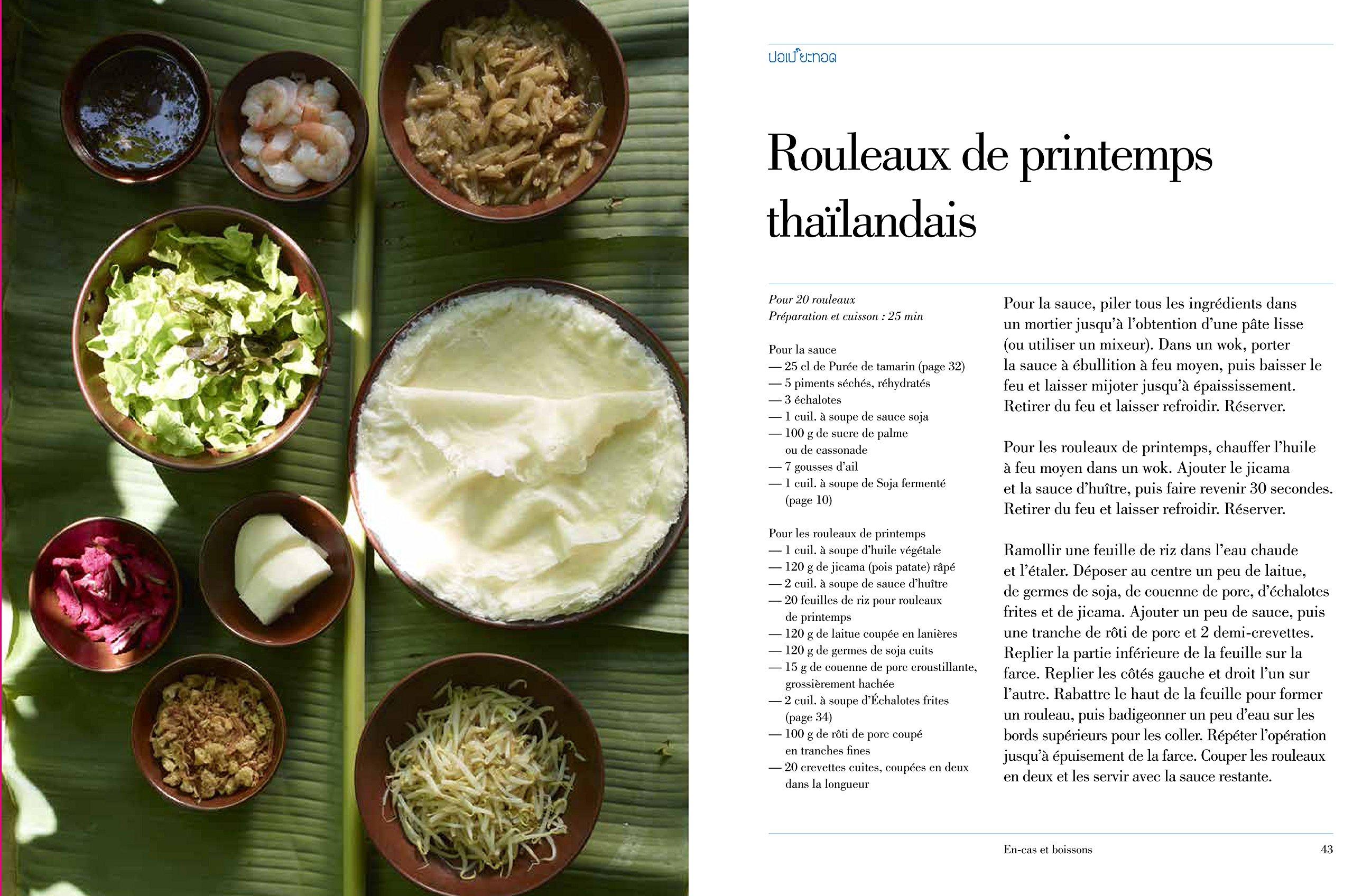 Amazon Fr La Cuisine Thailandaise Rapide Et Facile Gabriel