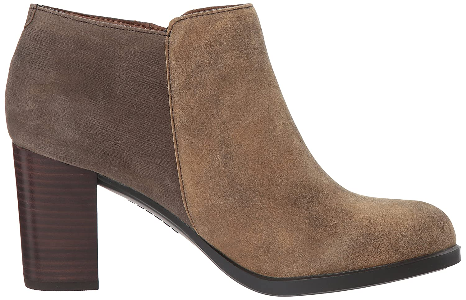 Sperry Top-Sider Women's Dasher Lille Ankle Bootie B019X5CDLG 9.5 B(M) US|Brown
