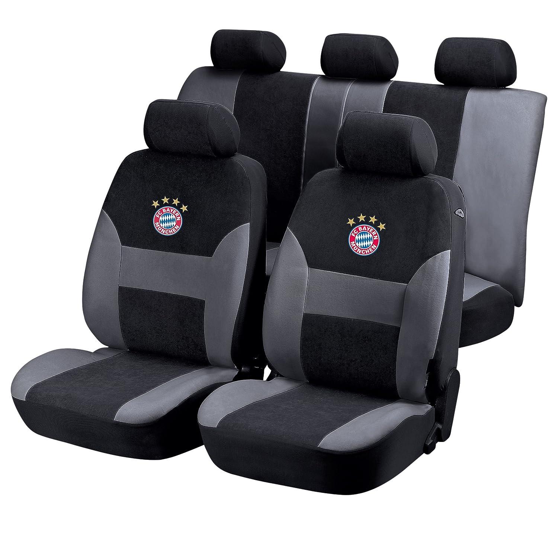 Car Seat Cover FC Bayern M/ünchen FCB Housse de si/ège auto Gratuit autocollants