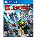 The Lego Ninjago Movie Videogame for PS4