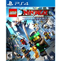 The Lego Ninjago Movie Videogame for PlayStation 4 by Warner Home Video Games
