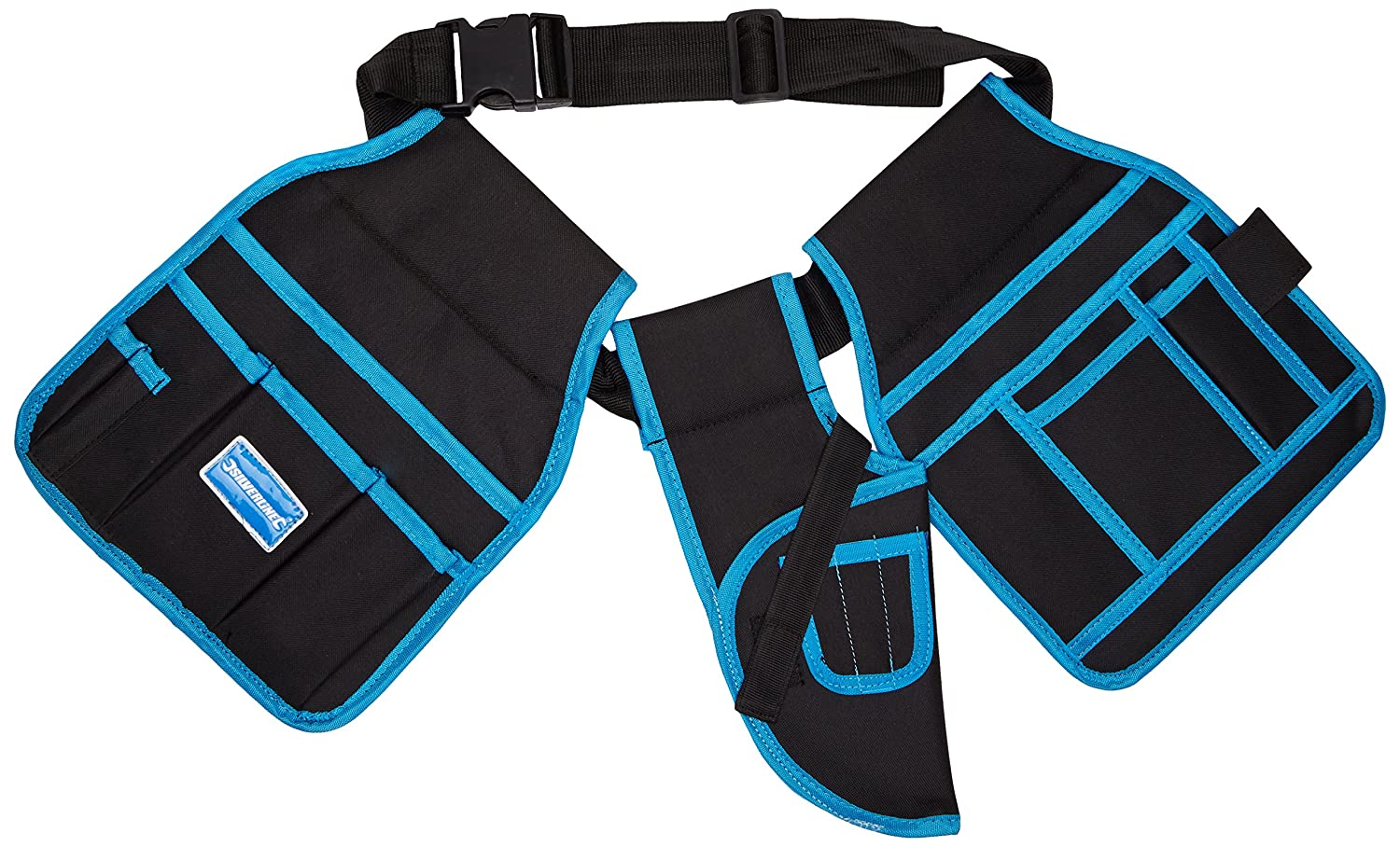 Pouch Tool Belt 15 Pockets 900-1200mm Adjustable Stain and Tear Resistant