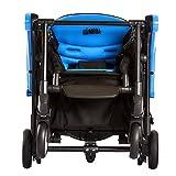 Mia Moda Enzo Urban Stroller, Blue
