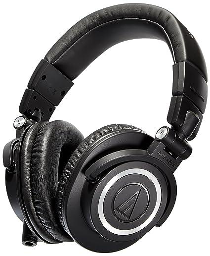[Amazon Canada]Audio-Technica ATH-M50x Headphones - $199.99 (lightning deal)