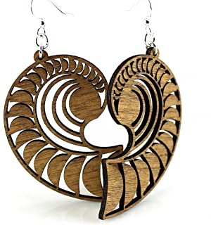 product image for Conch Shell Earrings