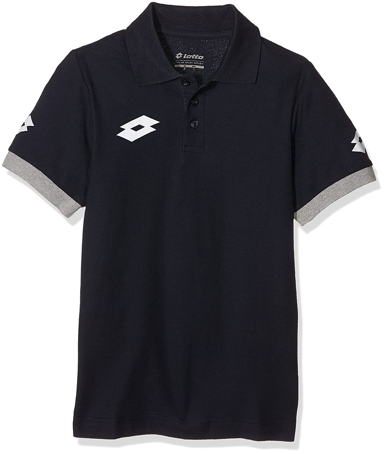 Lotto Boy's Stars Evo Polo T-Shirt