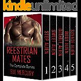 Reestrian Mates: The Complete Series (Sci-Fi Alien Romance)