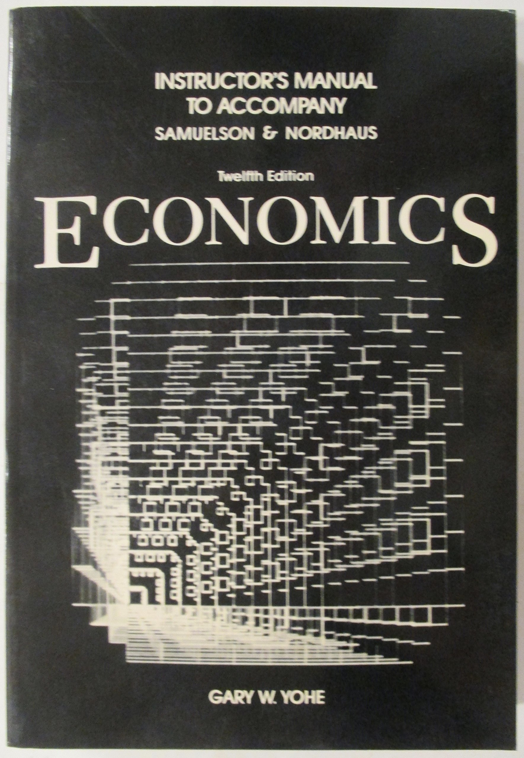 Samuelson Economics Book