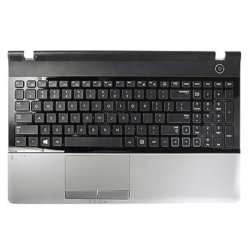 Green Cell® Laptop Teclado para Samsung np310e5 C de u01pl (botón Asignación: UK ENGLISH | Color: Negro): Amazon.es: Informática