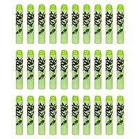 Nerf - Pack de 30 dardos Zombie (Hasbro A4570E35)