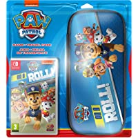 PAW Patrol: On a roll! + Nintendo Switch Case Bundle (UK/PT) (Nintendo Switch)