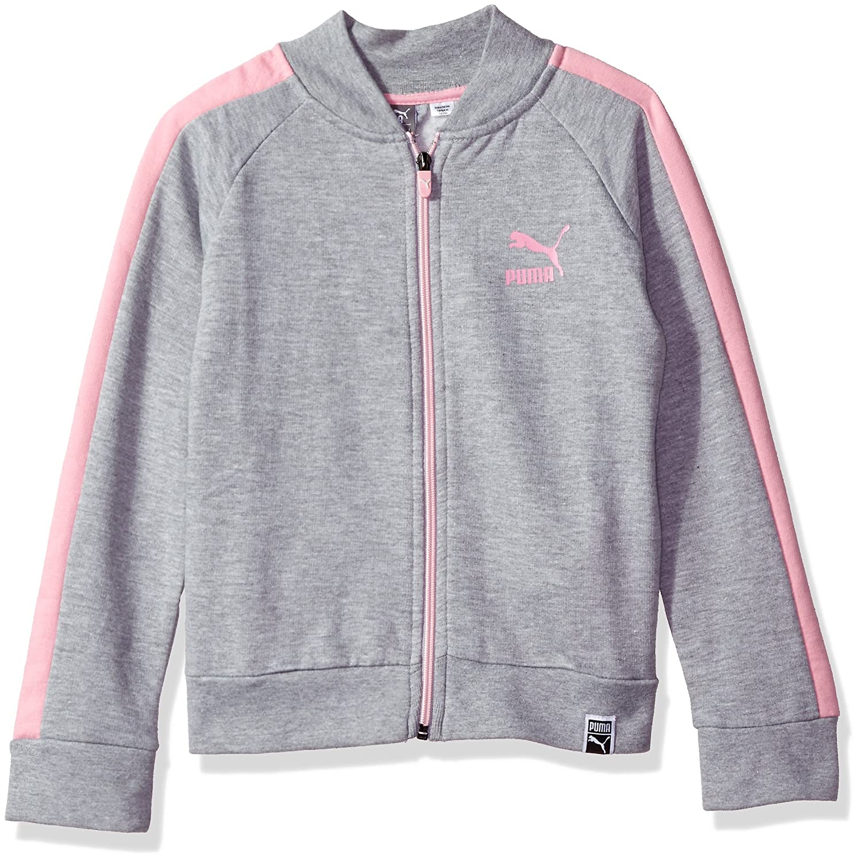 Puma Little Girls' T7 Track Jacket