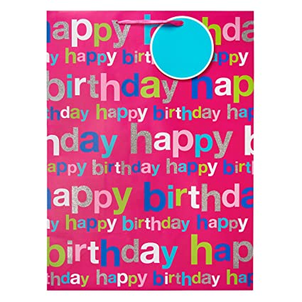 Image Unavailable Not Available For Color American Greetings Birthday Gift Bag Jumbo
