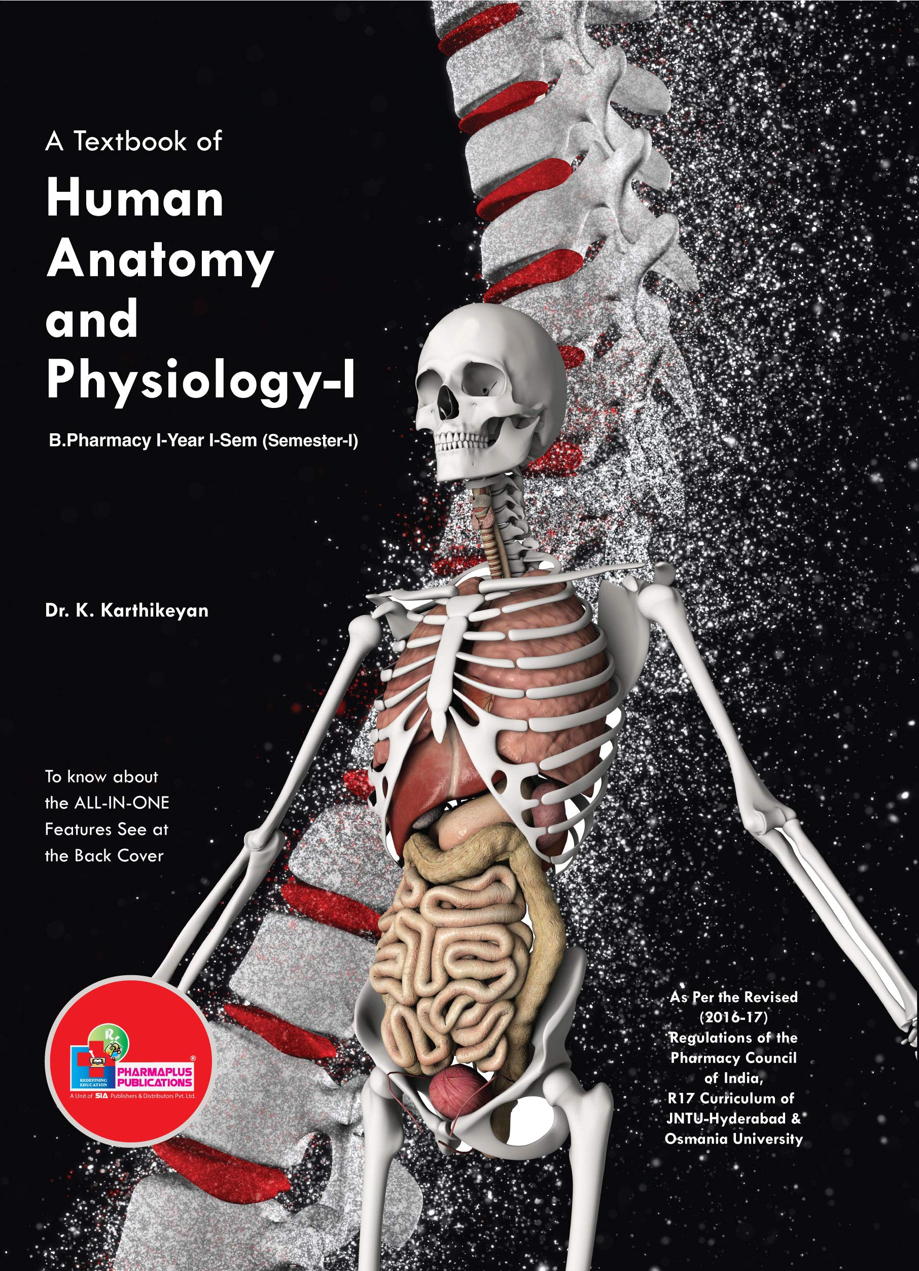 Amazon.in: Buy A Textbook of Human Anatomy and Physiology-I, B ...
