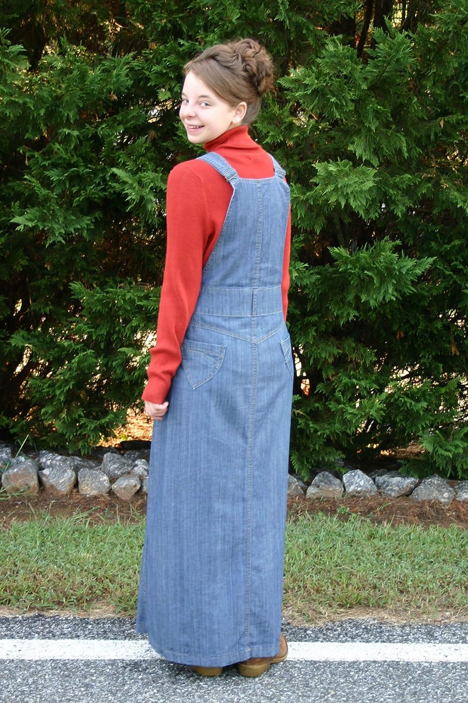 469669c115 Long Modest Denim Skirt | Huston Fislar Photography