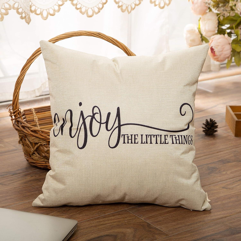 Amazon.com: Fahrendom - Funda de almohada decorativa estilo ...