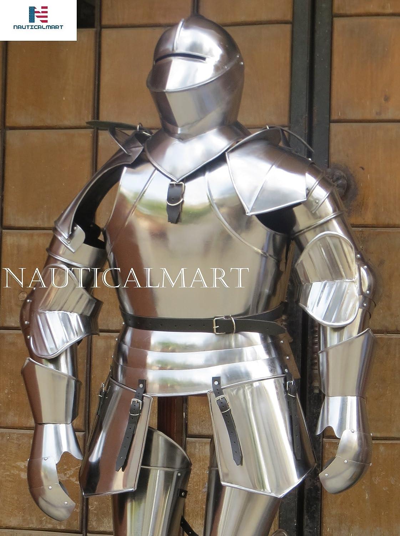 Amazon.com NAUTICALMART Medieval Knight Suit of Armor
