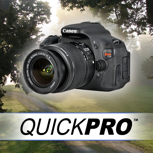 Canon Rebel T3i by QuickPro (Canon T3i)