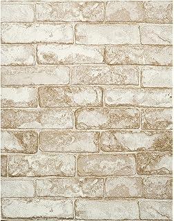 york rn1030 modern rustic rustic brick wallpaper