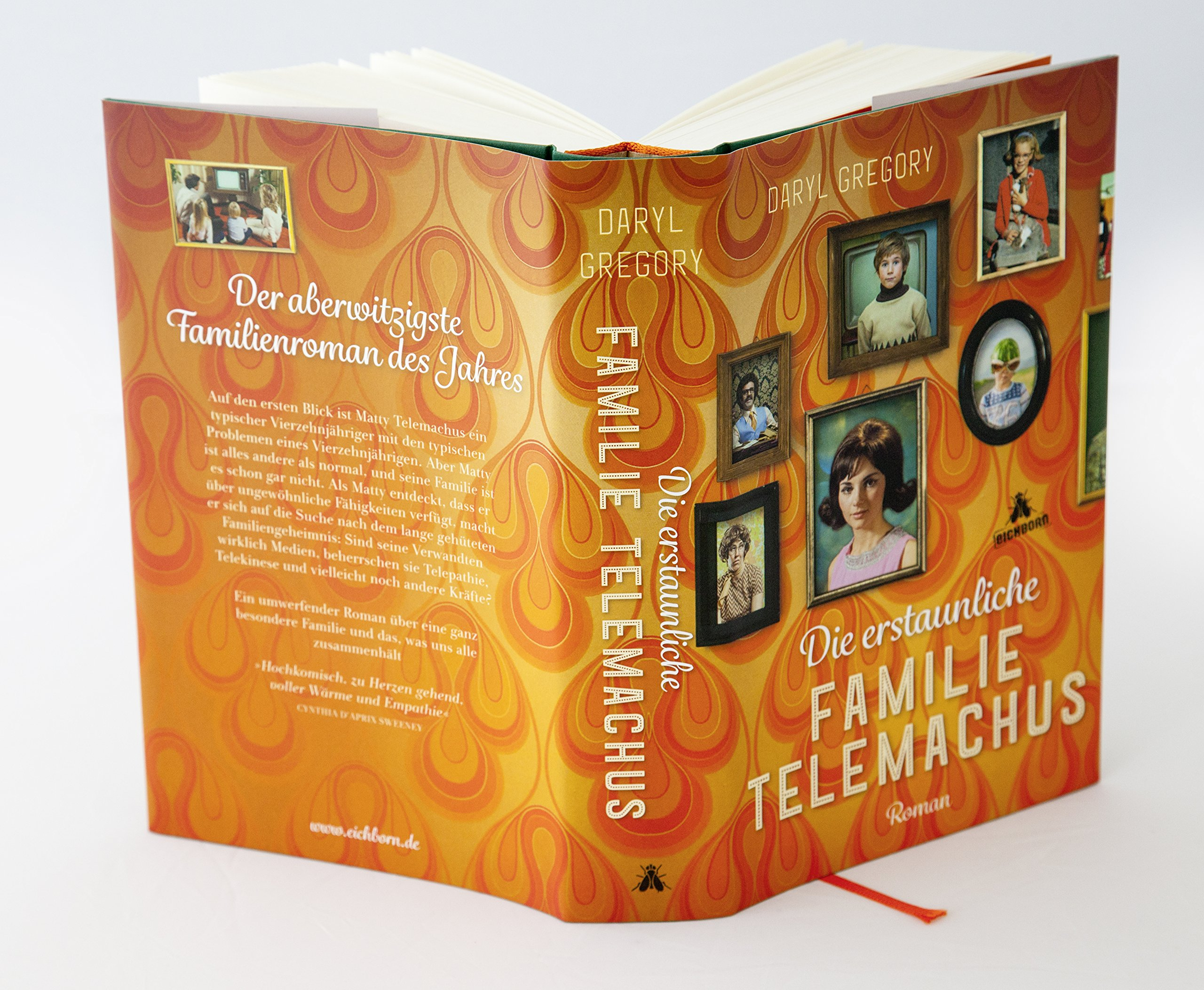 Die erstaunliche Familie Telemachus: Amazon.de: Daryl Gregory ...