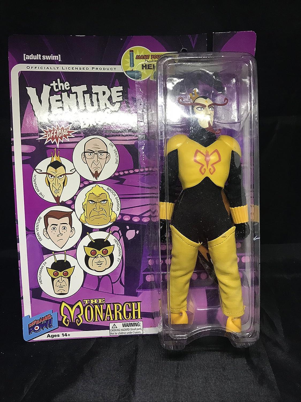 The Venture Bros Dr Venture Hank /& Dean  Action Figure Set FREE S//H