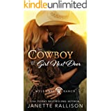 The Cowboy and the Girl Next Door: (A Clean, Enemies to Lovers Romance) Wyle Away Ranch Book 1