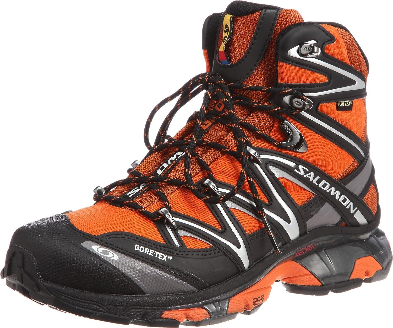 Salomon Wing Sky Gore-Tex Waterproof Senderismo Botas: Amazon.es: Zapatos y complementos