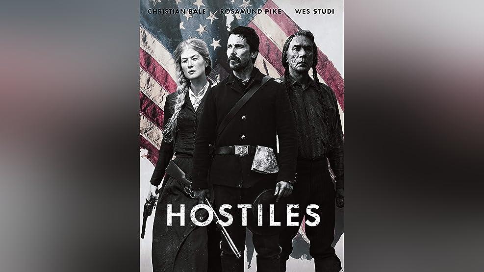 Hostiles (4K UHD)