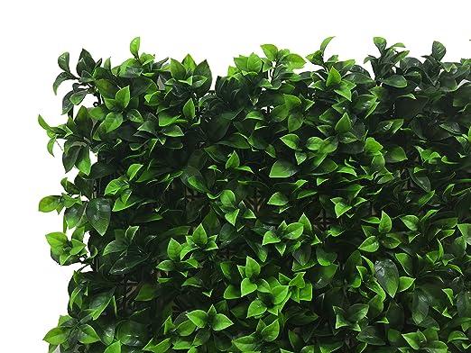 Siepi Da Giardino Finte : Verdevip gelsomino siepe artificiale finta da esterno balcone
