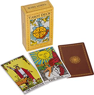 Amazon com: Miss Cleo's Tarot Card Power Deck: Toys & Games