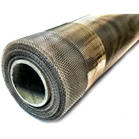 Roestvrij stalen gaas vliegengaas roestvrij staal gaas vliegenbescherming roestvrij stalen gaas 12,50 m als rol x 1,2 m…