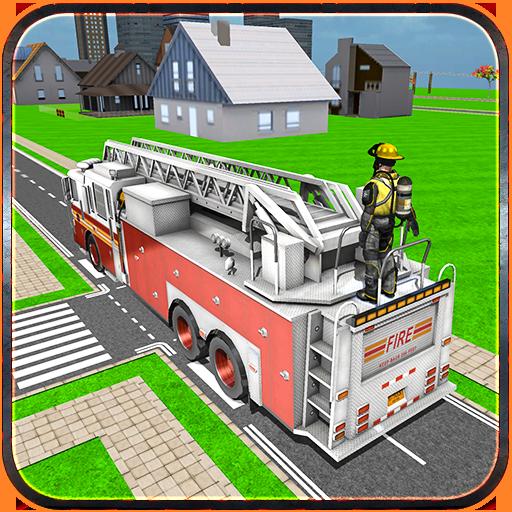 fireman games - 2