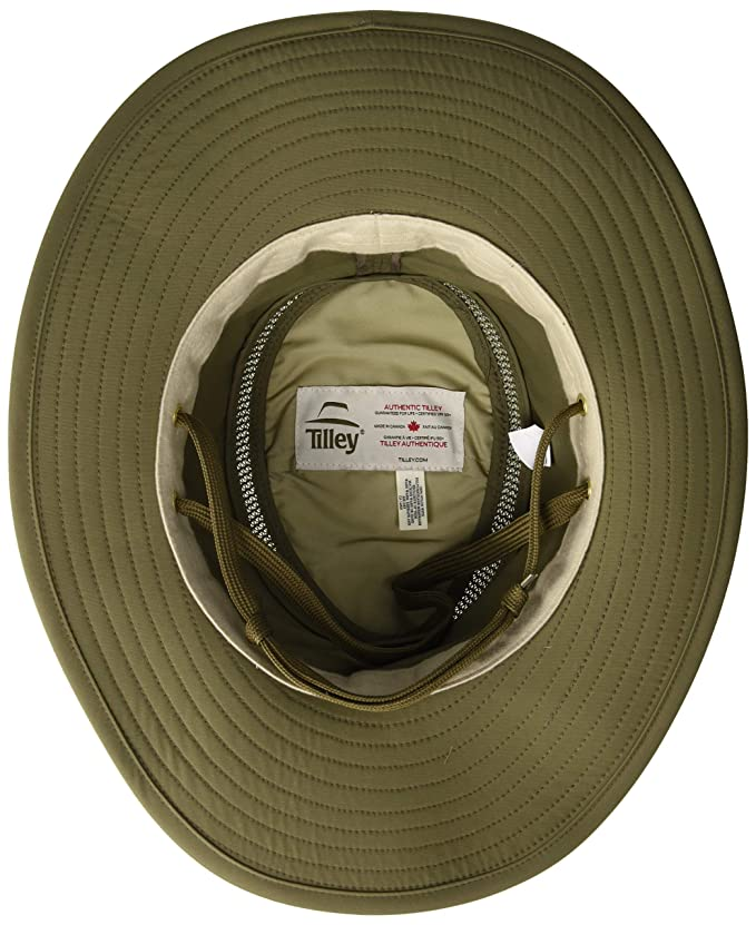 eb642db940a6e Amazon.com  Tilley Endurables LTM6 Airflo Hat  Clothing