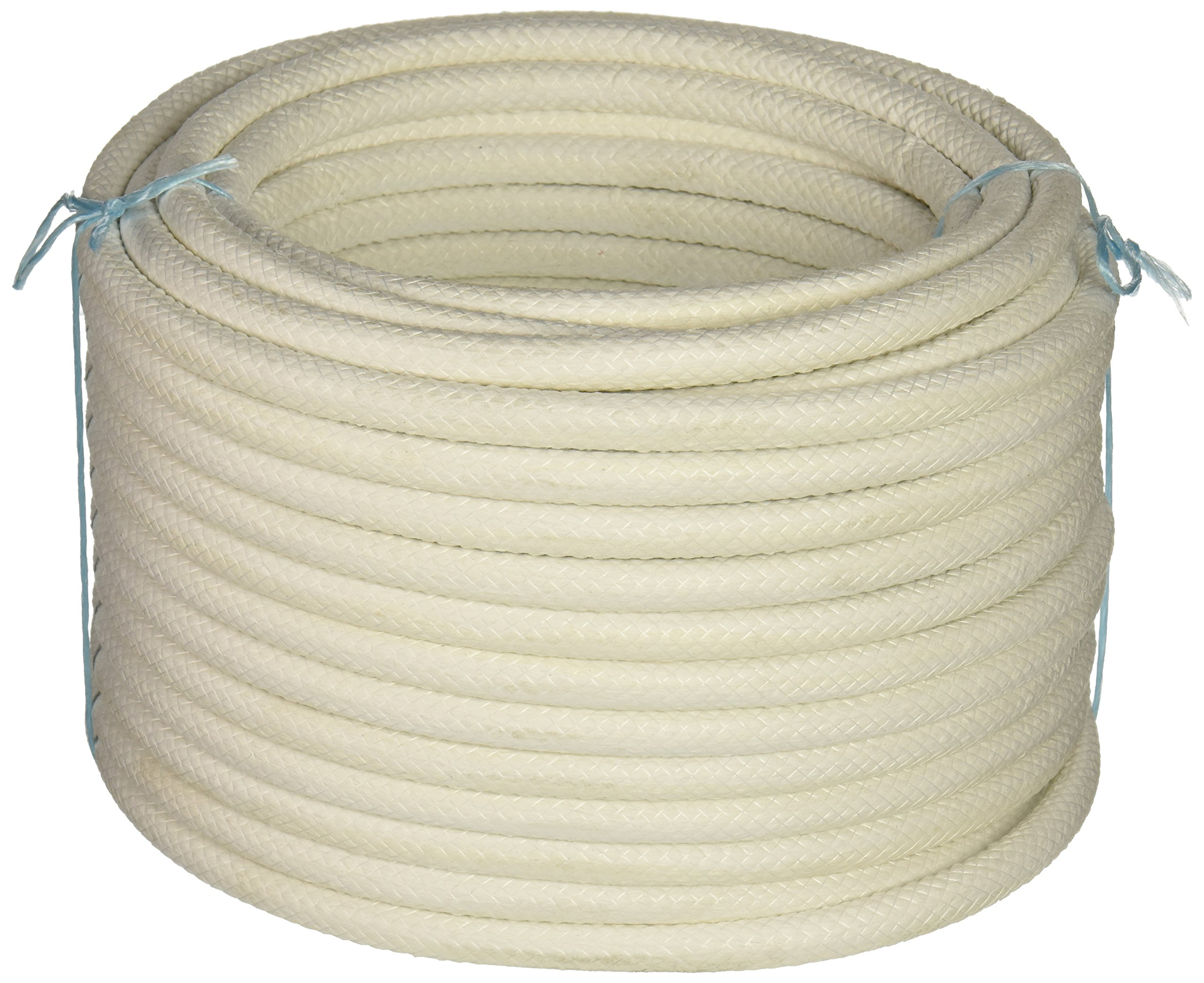 Pepperell Braiding Coiling Cord, 1/2 Inch x 100 feet, White by Pepperell Braiding