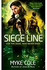 Siege Line (Shadow Ops: Reawakening Book 3) Kindle Edition