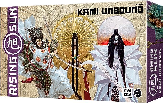 Rising Sun Kami Unbound Expansion - English: Amazon.es: Juguetes y juegos
