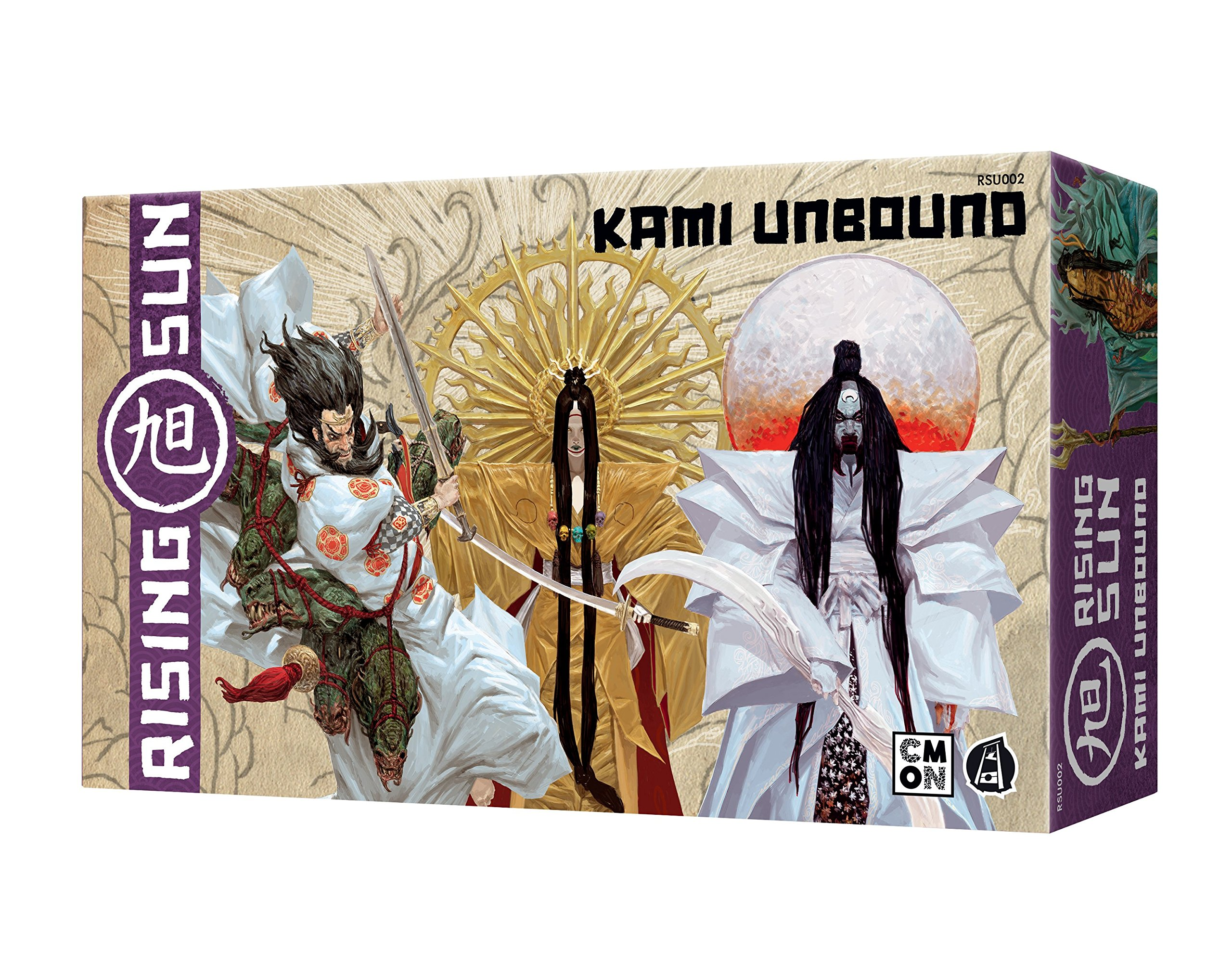 Rising Sun: Kami Unbound by CMON (Image #1)