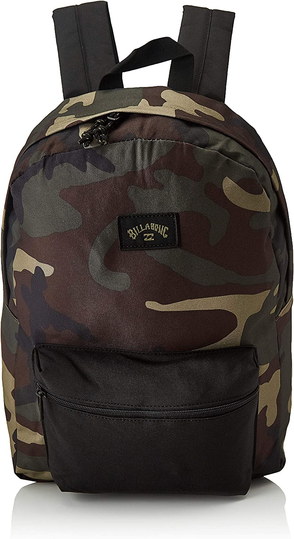 BILLABONG Unisex's Backpack Handbags, Camouflage, U