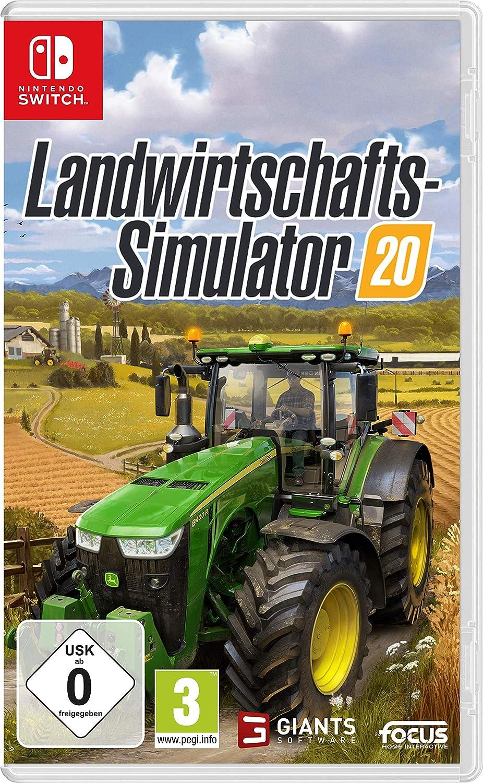 Landwirtschafts-Simulator 20 [ [Importación alemana]: Amazon.es ...