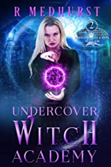 Undercover Witch Academy: Second Year Kindle Edition