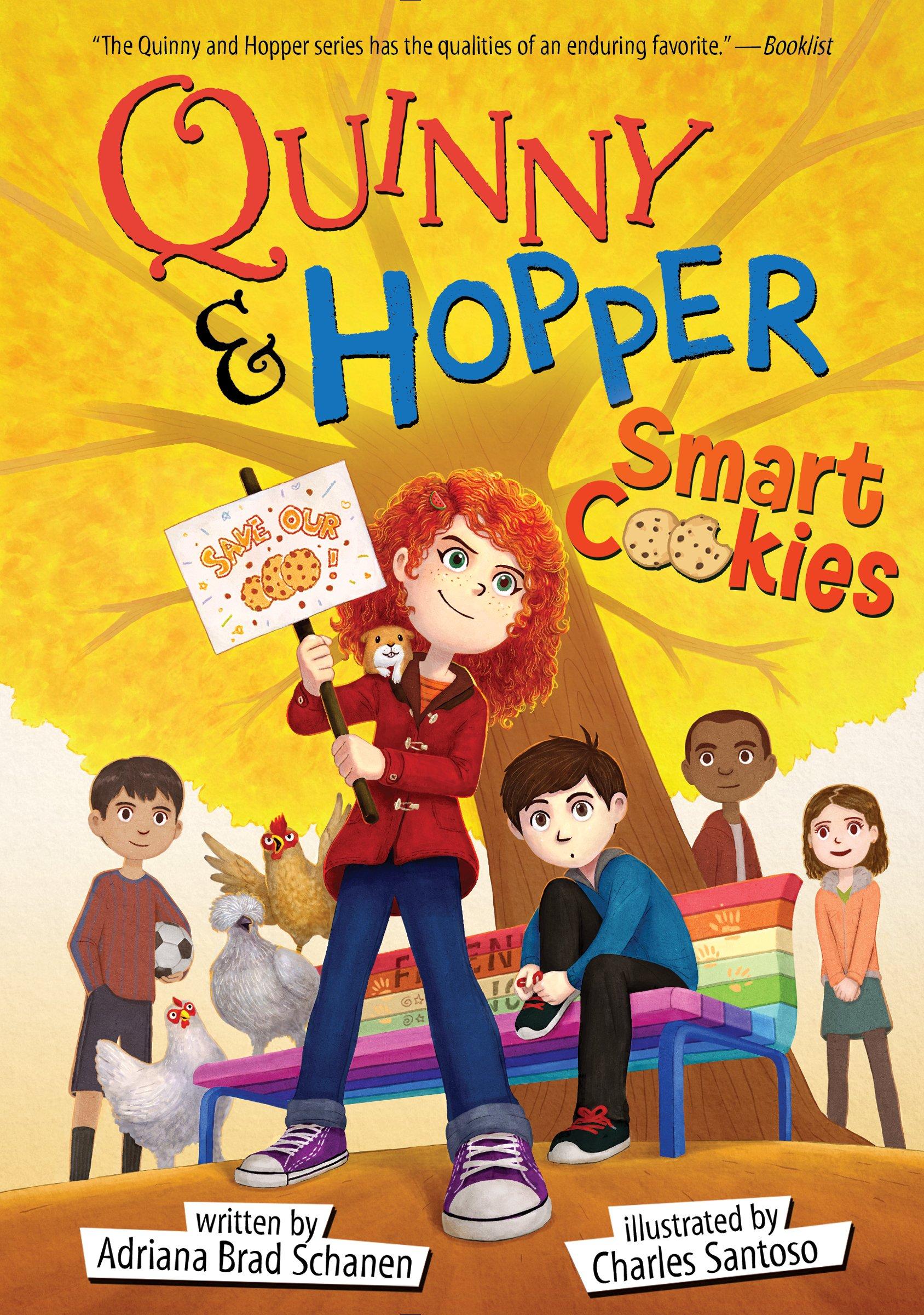 Read Online Smart Cookies (Quinny & Hopper Book 3) PDF